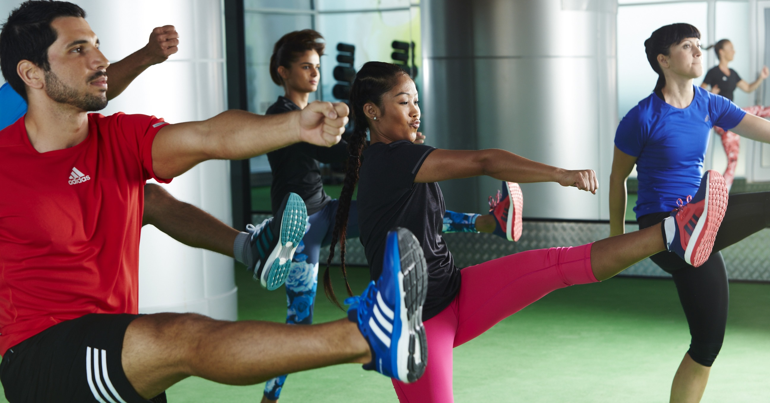 Fitness First Dubai group exercise classes