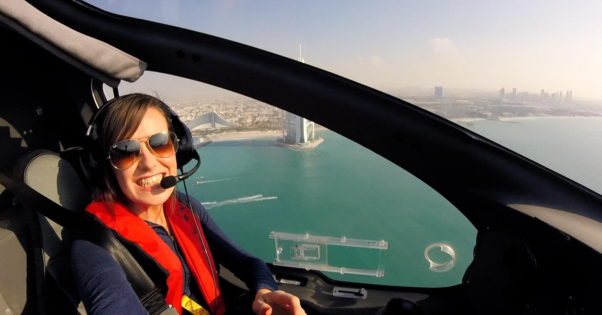 Gyrocopter Skyhub Skydive Dubai