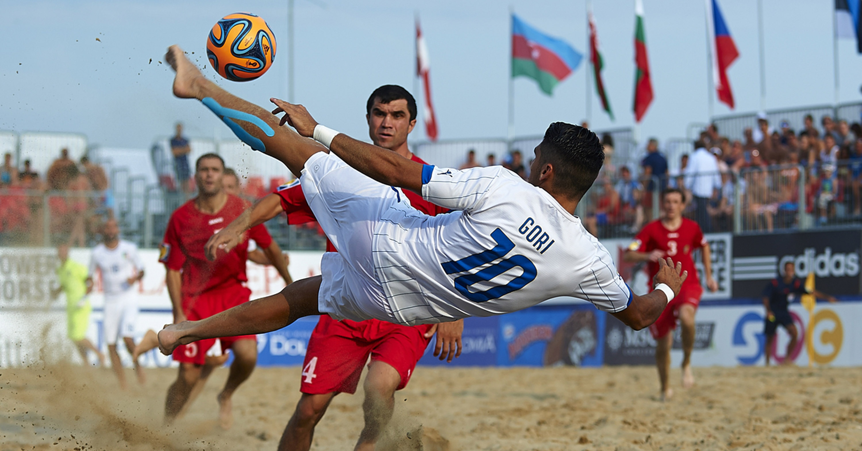 Huawei Intercontinental Beach Soccer Cup Dubai 2017