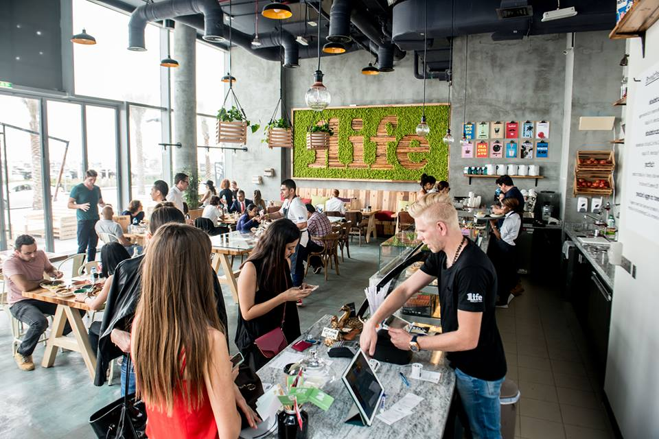 One Life Kitchen and Café in Dubai Design District