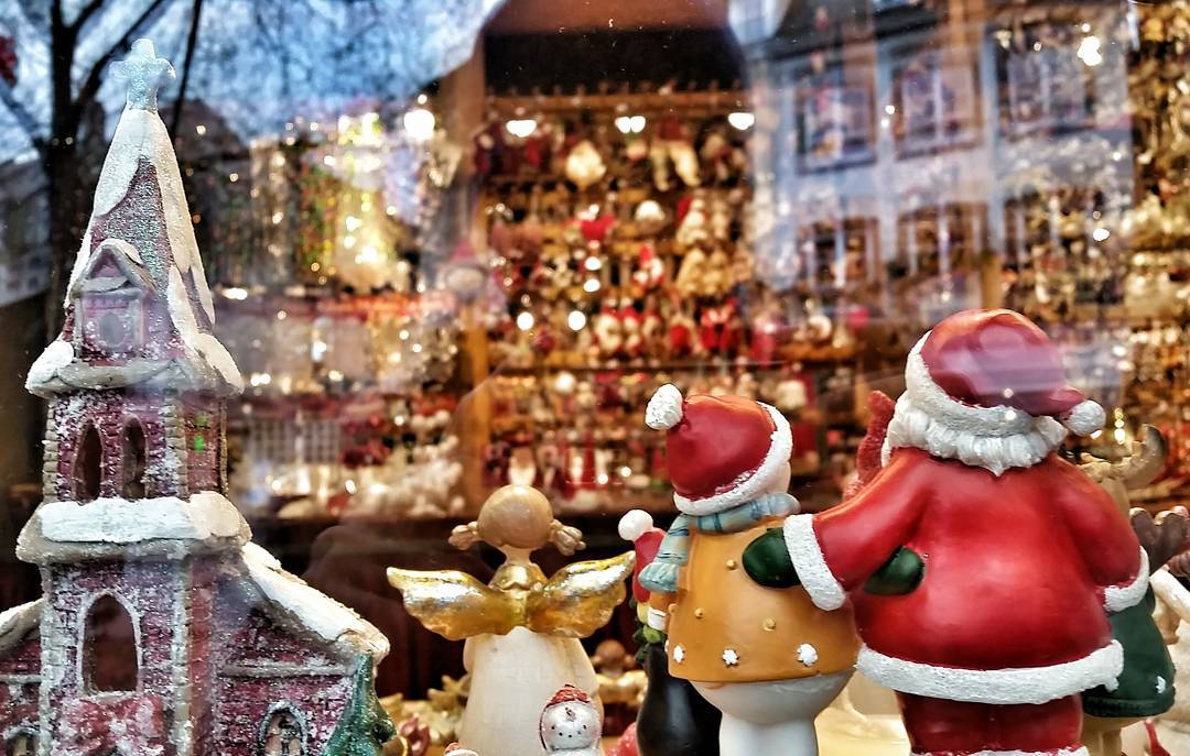 Best Christmas Markets: Christkindelsmärik, Strasbourg