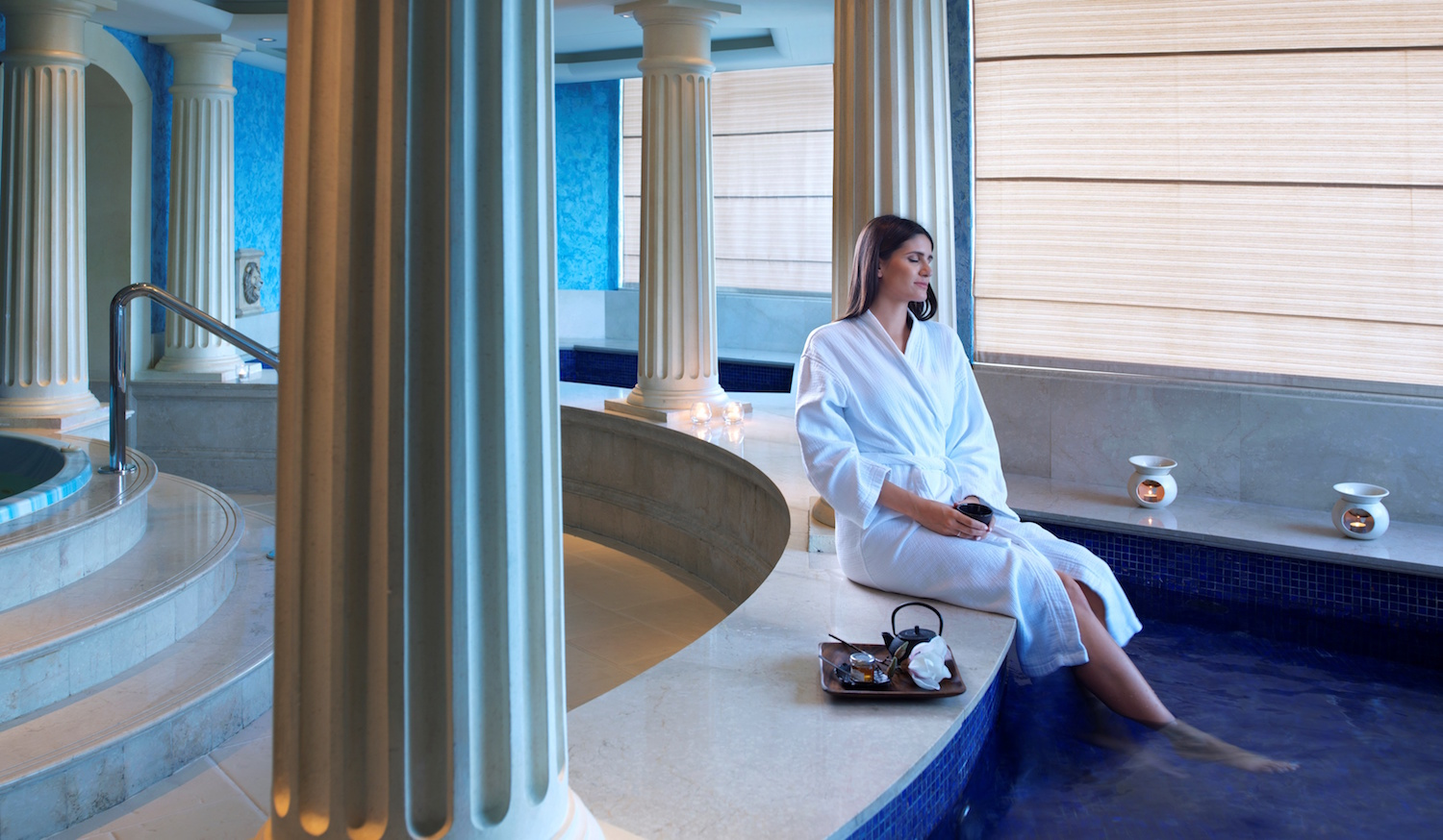 Spa deals in Dubai at The Spa at The Fairmont Dubai
