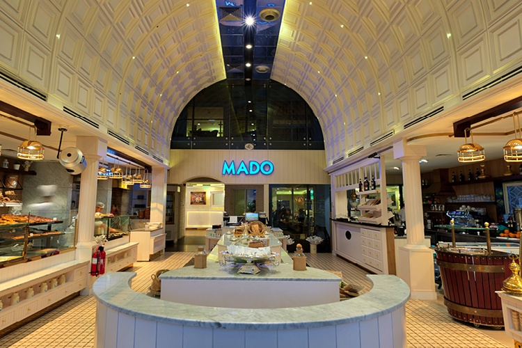 Afternoon tea Dubai at Mado