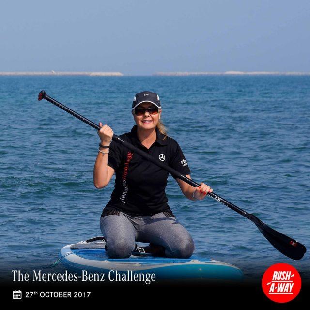 Mercedes-Benz Challenge race