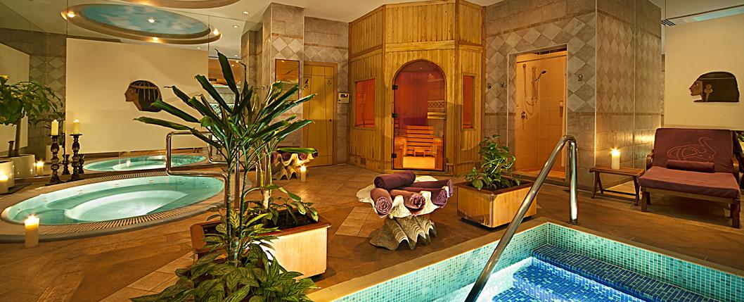 Spa deals in Dubai at Cleopatra's Spa at The Pyramids at Wafi