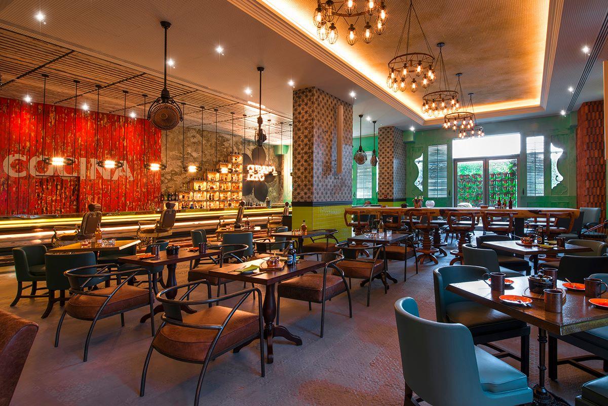 Caribbean Restaurants in Dubai Cubano Lito
