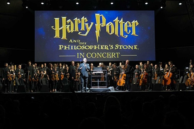 Harry Potter at Dubai Opera