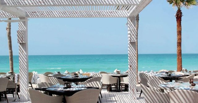 jumeirah restaurants in Dubai