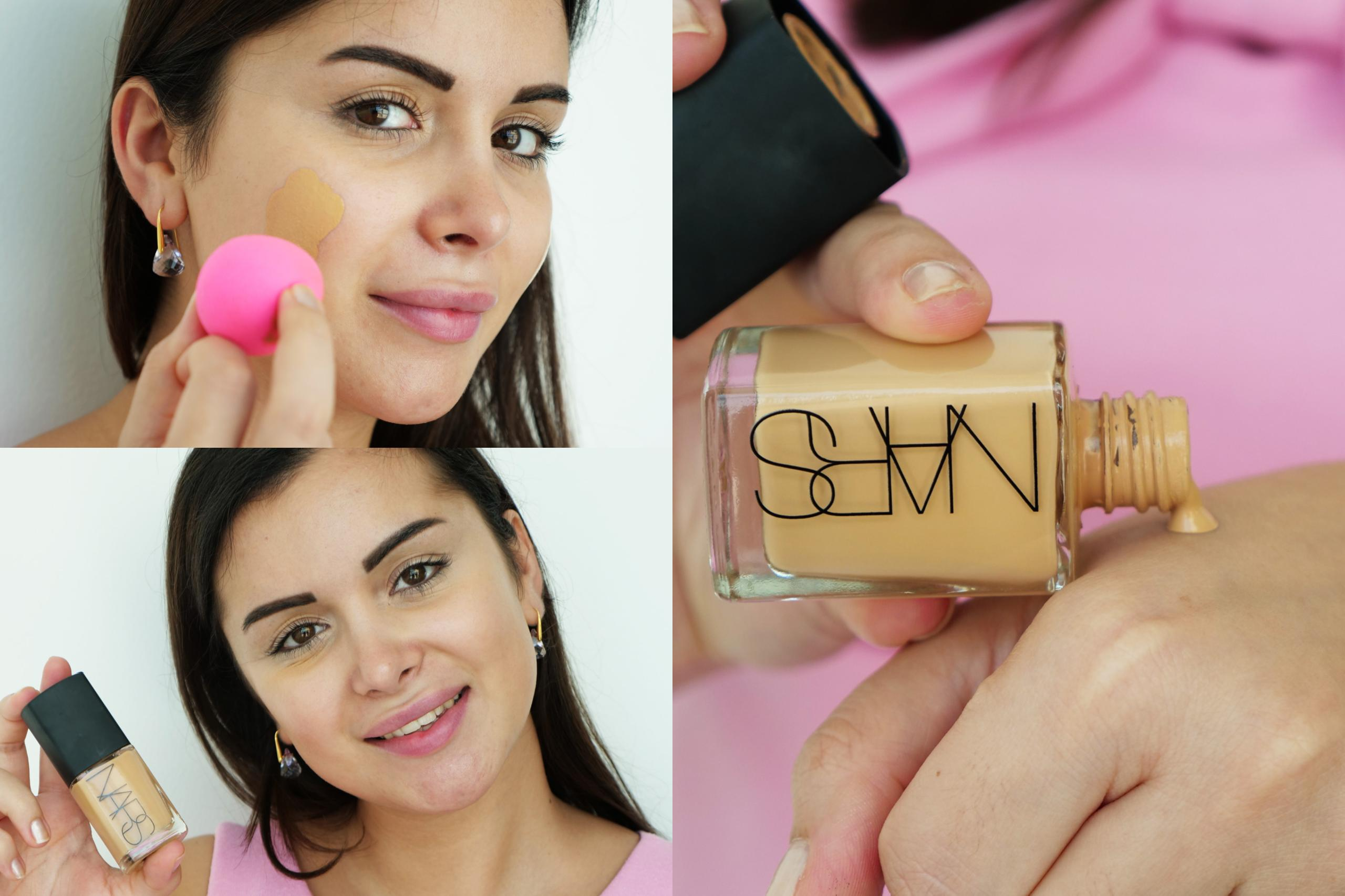 Sheer Glow Foundation by NARS from Sephora UAE