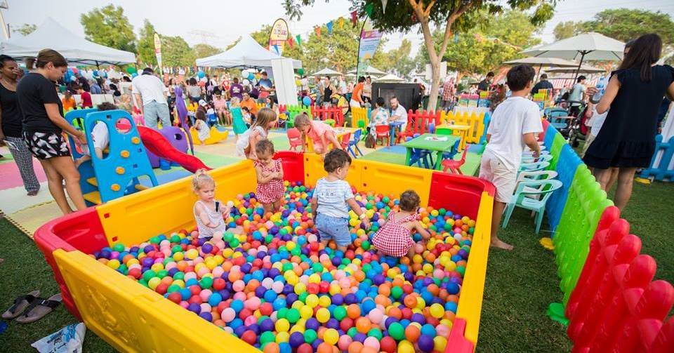 things to do in dubai family kids krafty event