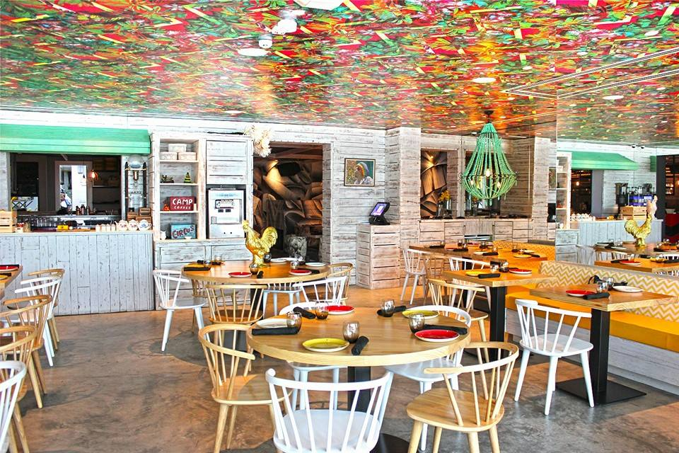 Caribbean Restaurants in Dubai Ting Irie