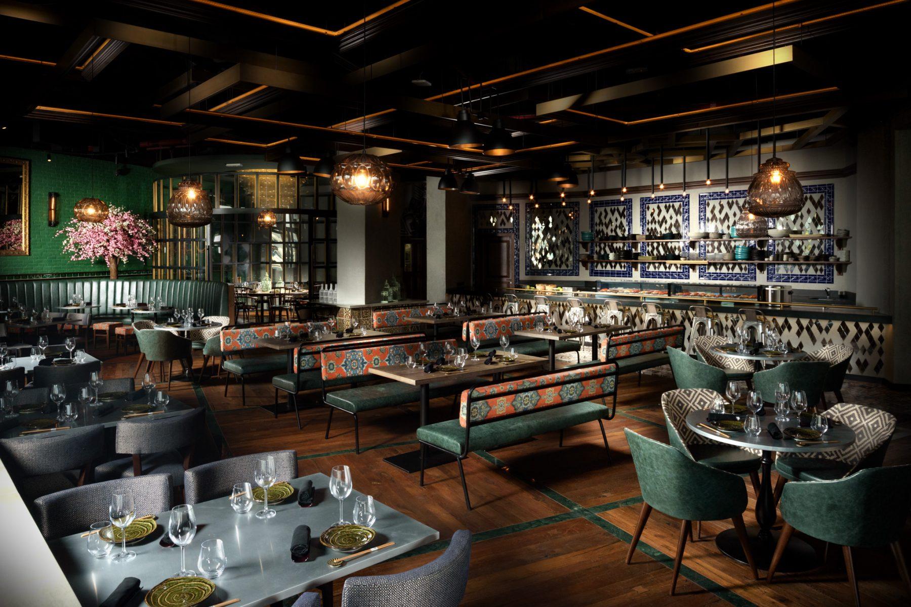 AJI restaurant in Dubai