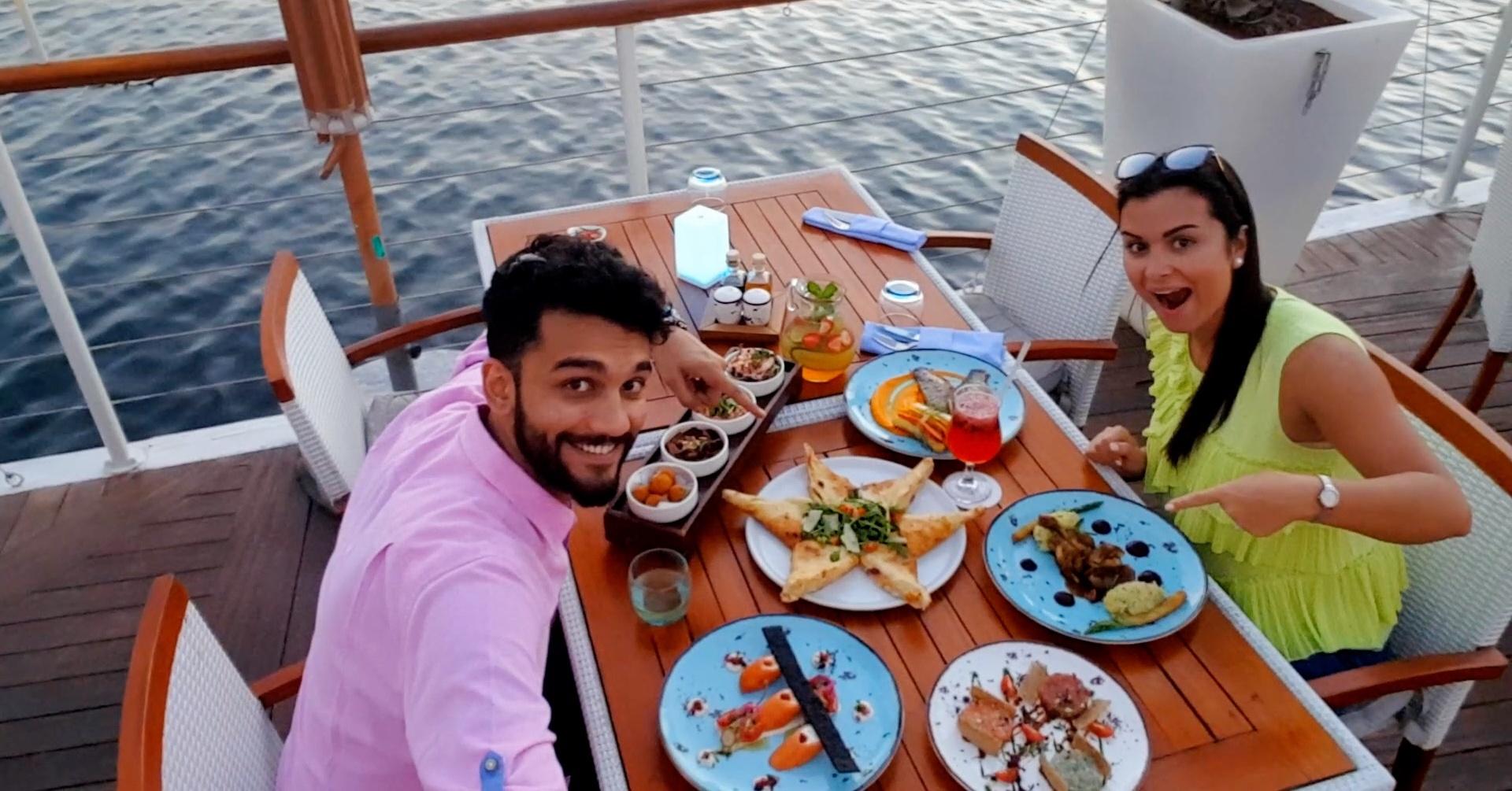 Boardwalk at Dubai Creek Golf & Yacht Club