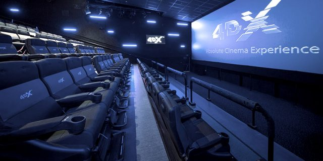 Things to do at Mirdif City Centre - 4DX Vox Cinemas
