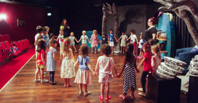 Winter Camp in Dubai - Dr Seuss at Courtyard Playhouse