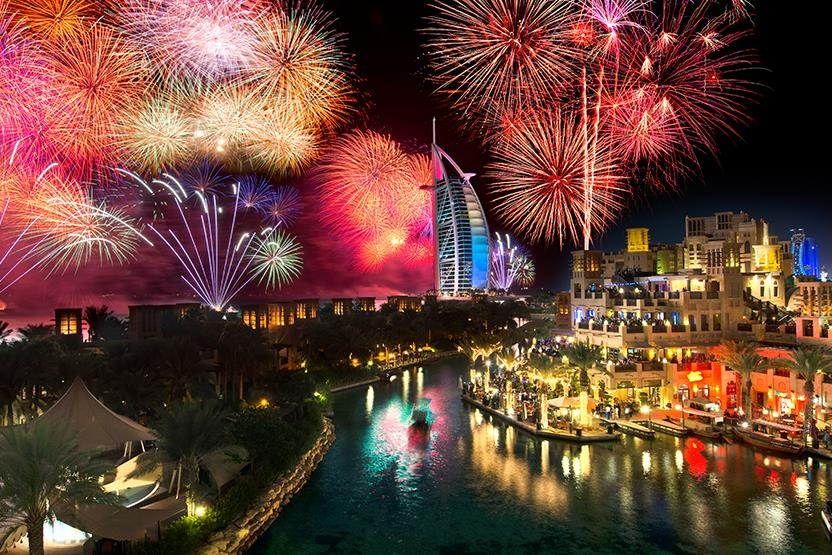 Best Spots To Watch The Fireworks Over National Day Weekend