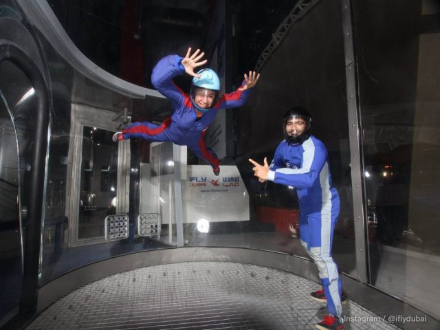 Things to do at Mirdif City Centre - iFly