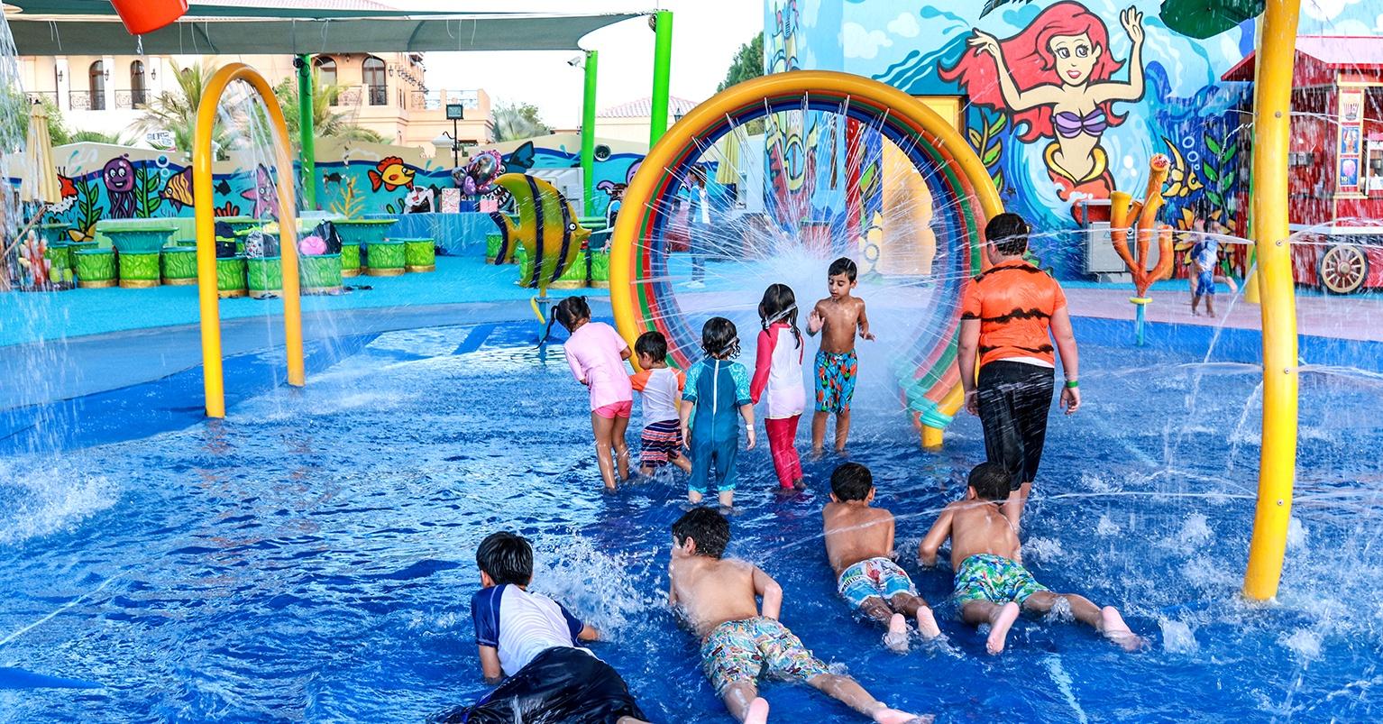 Kids Birthday Party Venues - Splash N Party