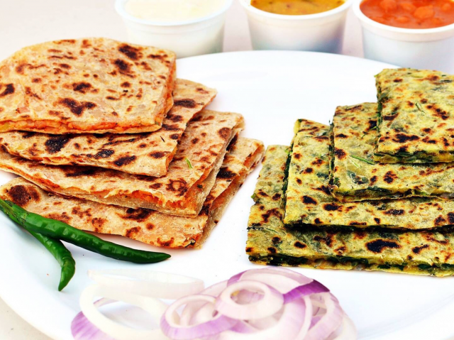 best paratha in dubai paratha king