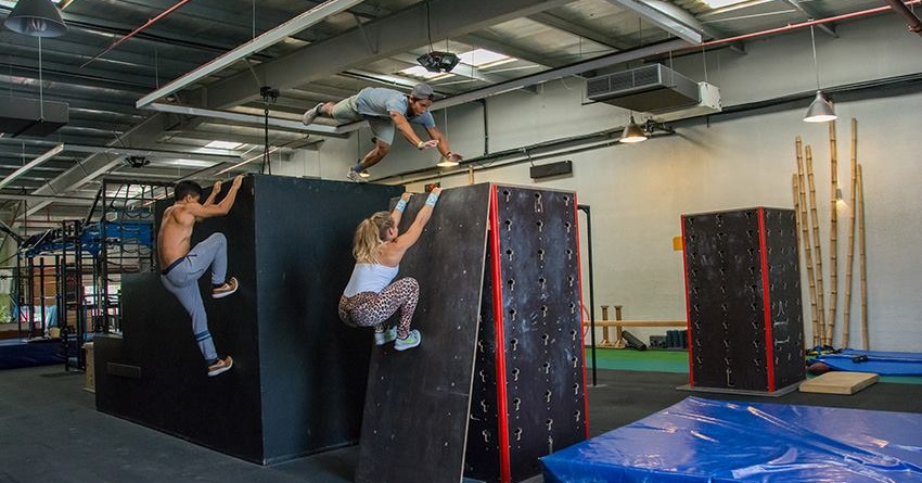 Parkour Dubai - Gravity Calisthenics Gym