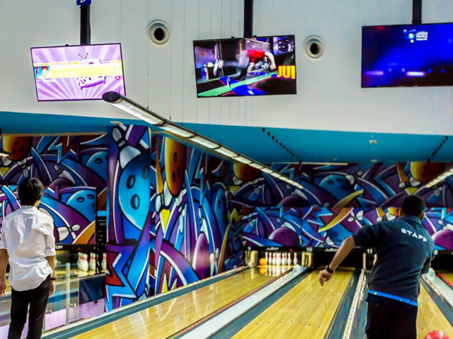Things to do at Mirdif City Centre - Yalla Bowling