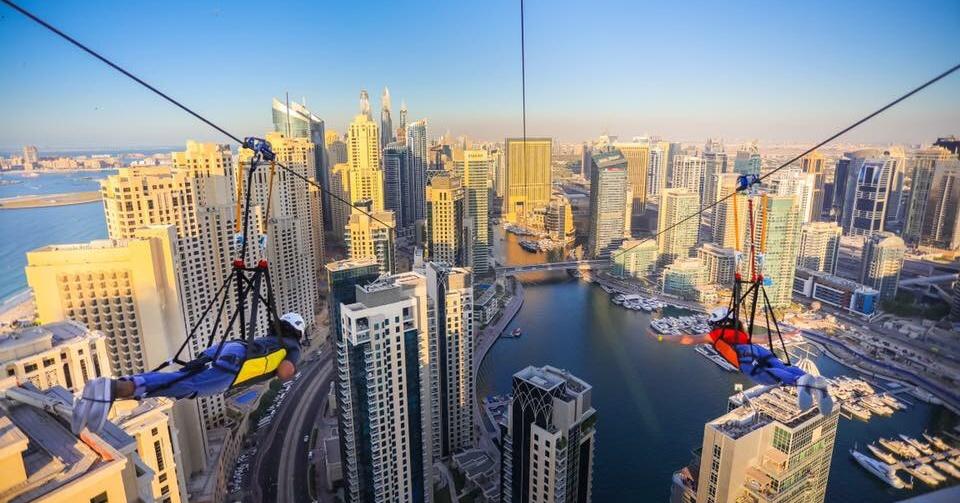 XLine Dubai Marina by XDubai