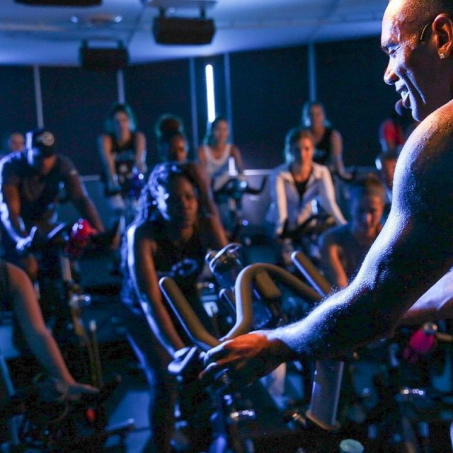 Spin classes in Dubai - Flywheel