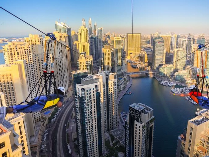 XLine Dubai Marina Prices and Tickets