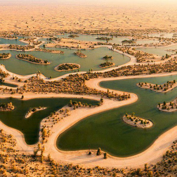 Al Qudra Lake Has New Strict Rules That All Visitors ...