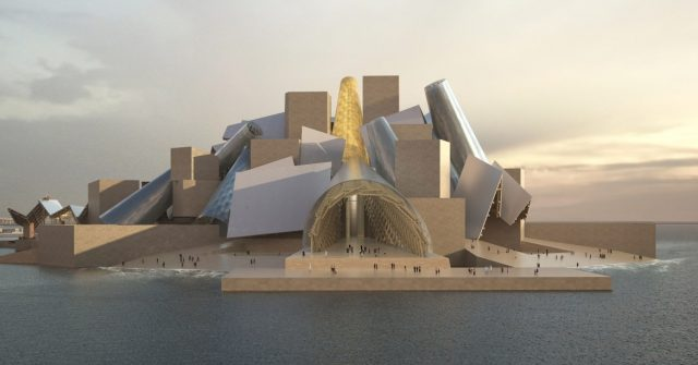 Guggenheim Abu Dhabi landmarks
