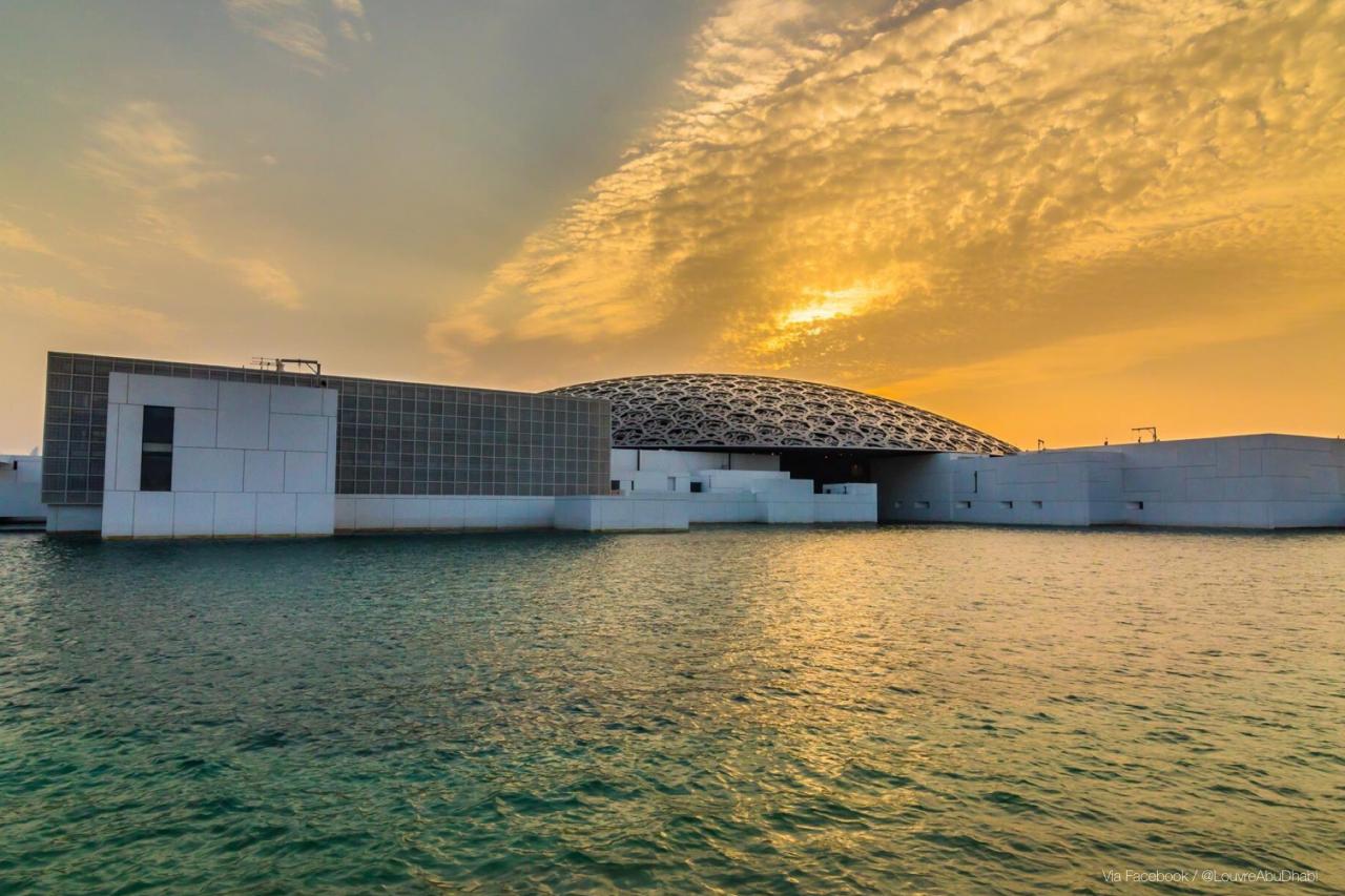 Louvre-Abu-Dhabi-Museum-Sunset-1280x959 Cropped