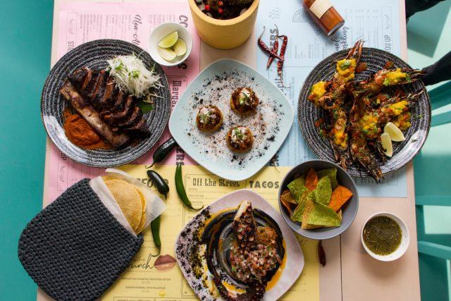 Mexican burrito in Dubai - Muchachas