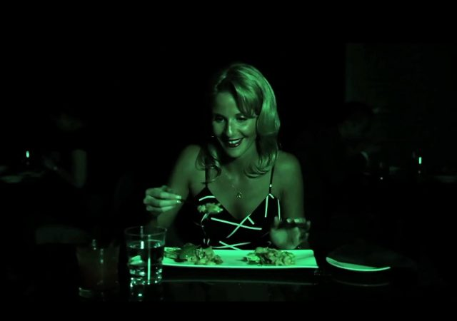 Unique restaurants in Dubai - Noire Dubai dining in the dark Fairmont