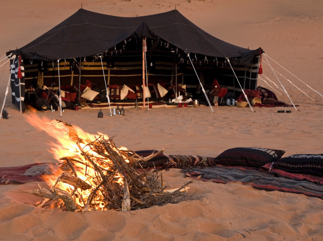 Desert Adventure in Dubai - Overnight Desert Safari Camping