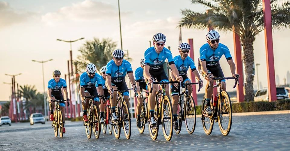 Cycling in Dubai - The Cycle Hub