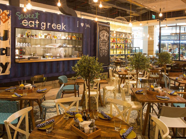 Best Greek Restaurant in Dubai for Greek food - Eat Greek Dubai