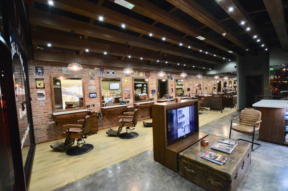 Goodfellas Vintage Barber Shop in Dubai Marina