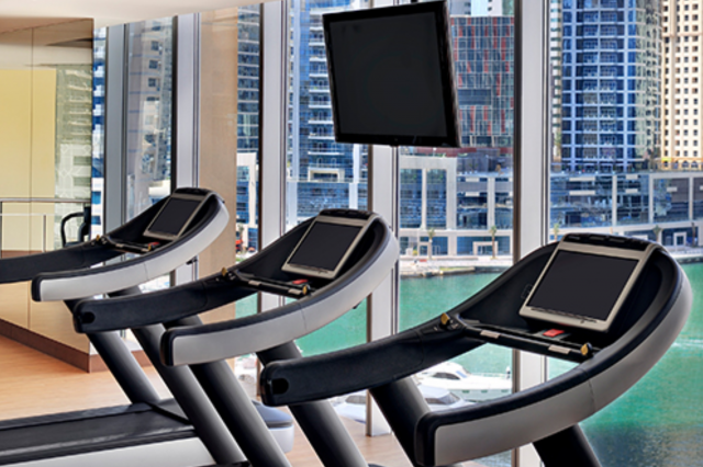 Gyms in Dubai open 24hr - Address Dubai Marina
