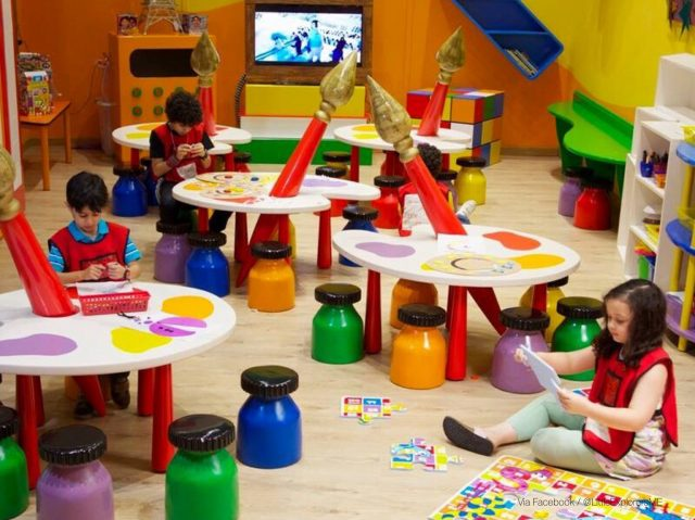 Kids Play Area in Dubai for Kids- Little Explorers Dubai