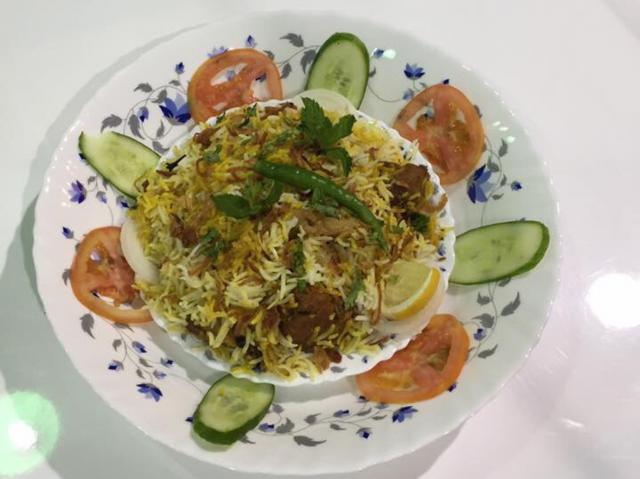 Best Pakistani biryani in Dubai - Liyari Express