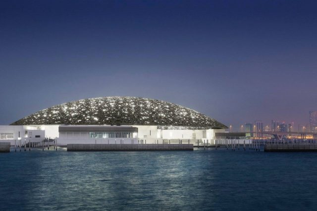 Attractions in Dubai Landmarks - Louvre Abu Dhabi