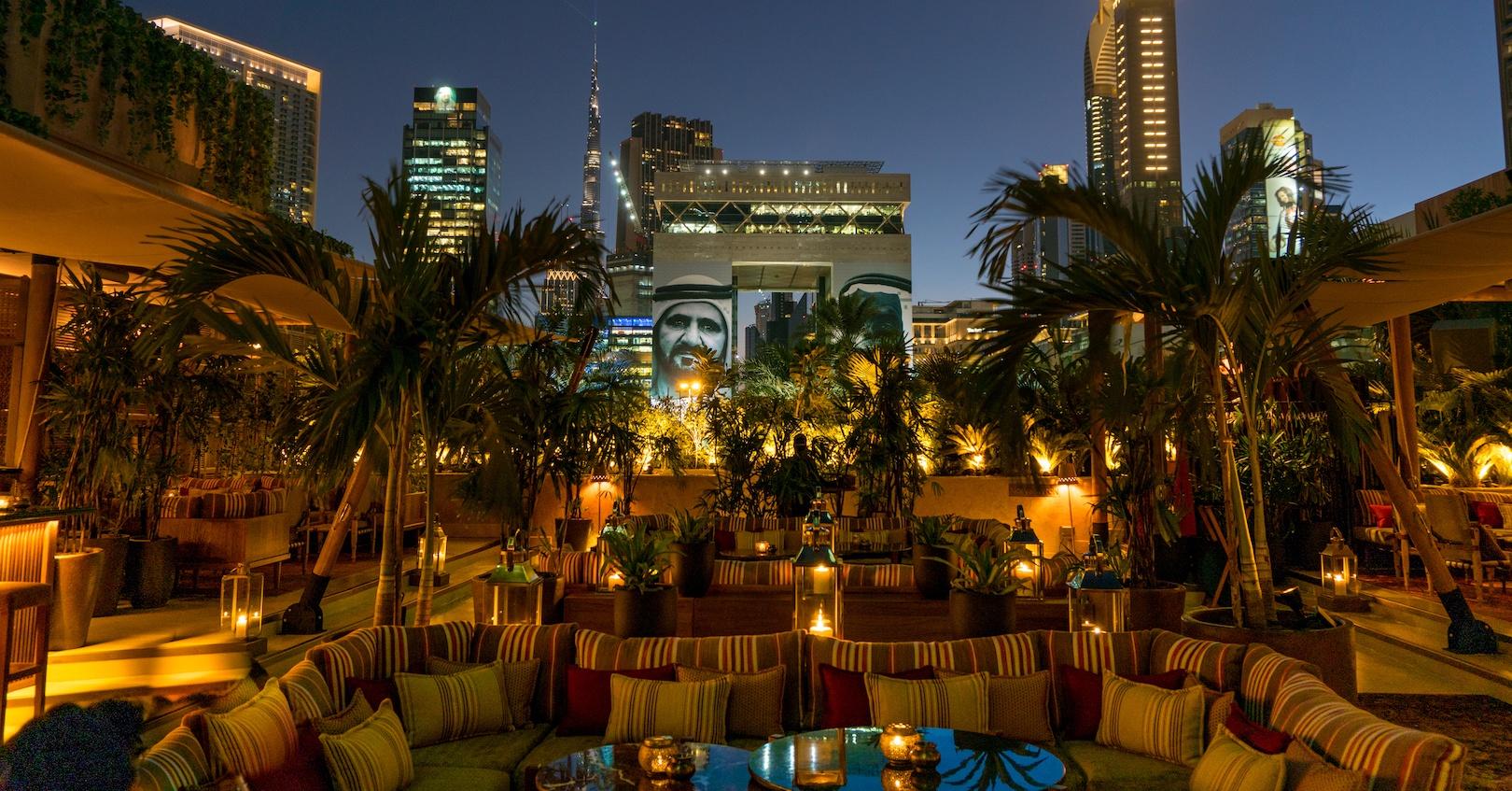 Ninive: new Middle Eastern restaurant in Dubai