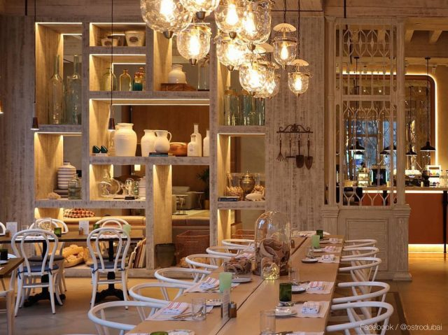 Best Greek Restaurant in Dubai for Greek food - Ostro Dubai
