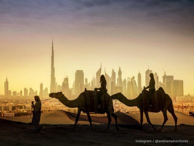 Overnight Desert Safari in Dubai - Arabian Adventures