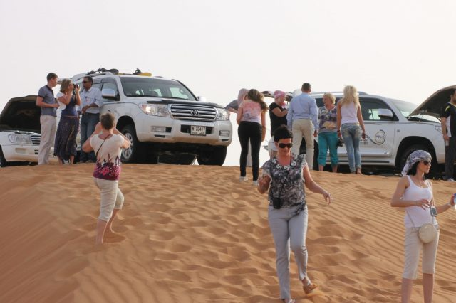 Overnight Desert Safari in Dubai - Atlanta Tours