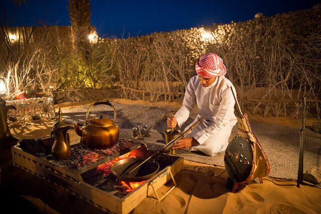 Overnight Desert Safari in Dubai - Platinum Heritage