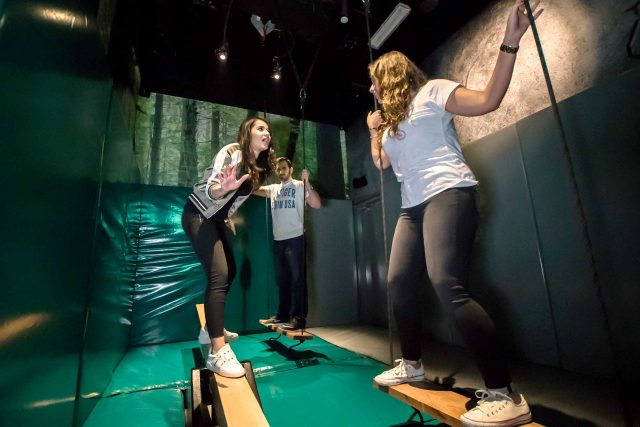 Indoor games in Dubai - Jumble Dubai crystal maze