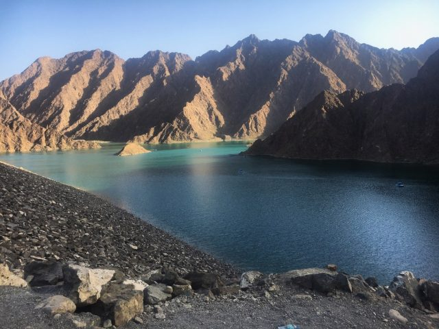 Road trips from Dubai - Hatta Dam