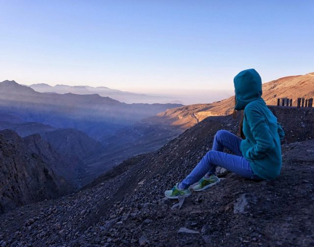 Road trips from Dubai - Jebel Jais RAK