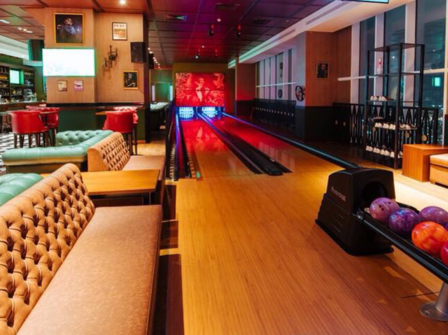 Bowling in Dubai - The 44 Dubai